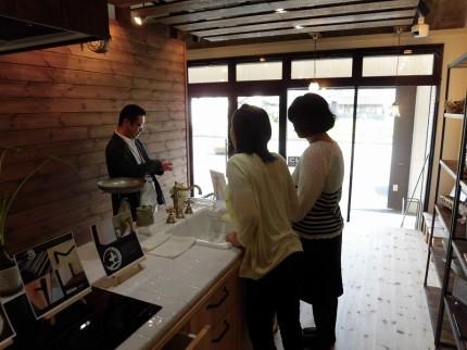 商品発表・住宅相談会2